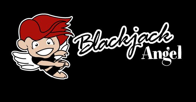 Blackjack Angel logo by North Devon Design