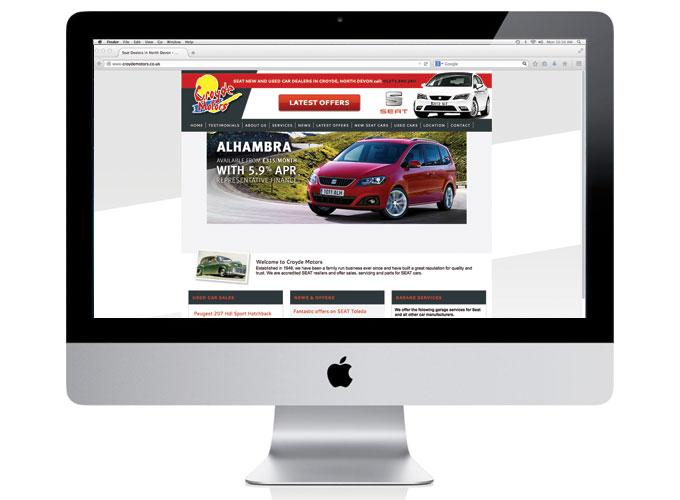 Croyde Motors Seat dealers in North Devon