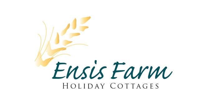 Ensis Farm logo design