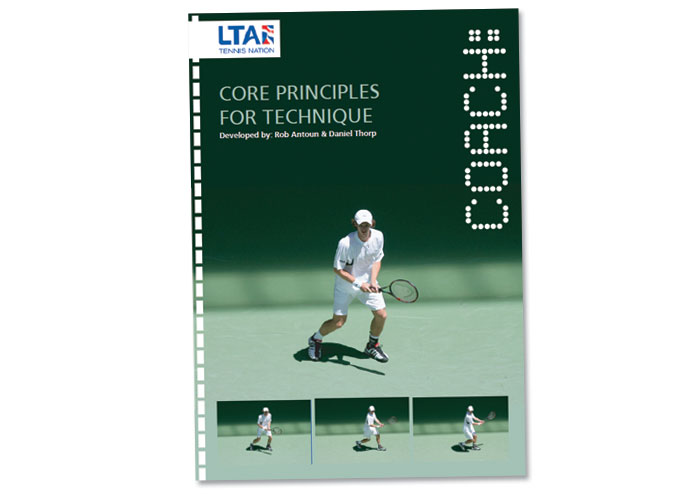 Coaching booklet for LTA