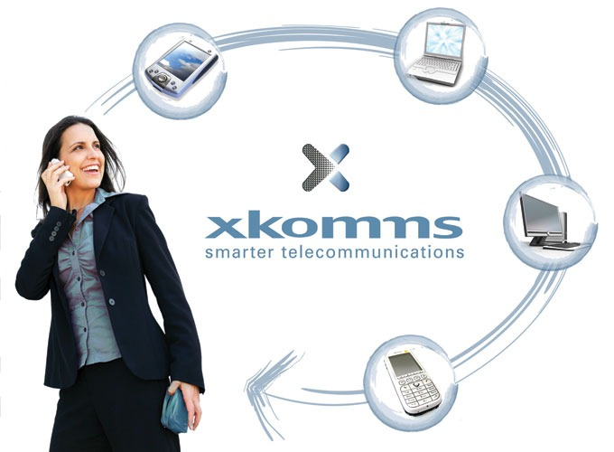 XKomms poster