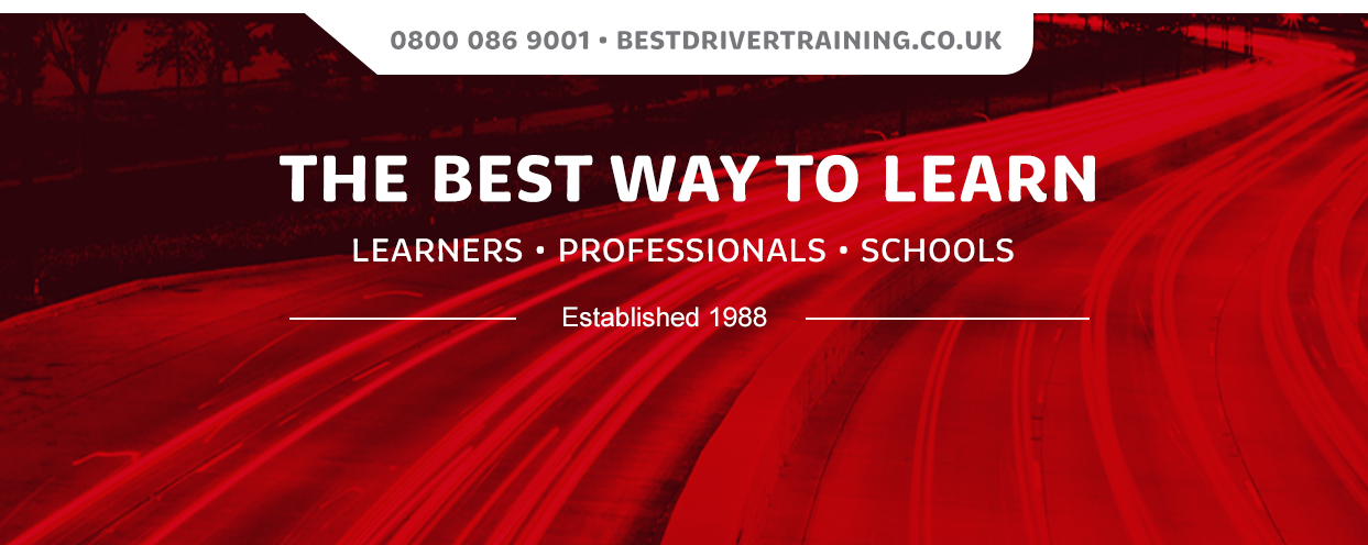Best Driver Training Facebook header