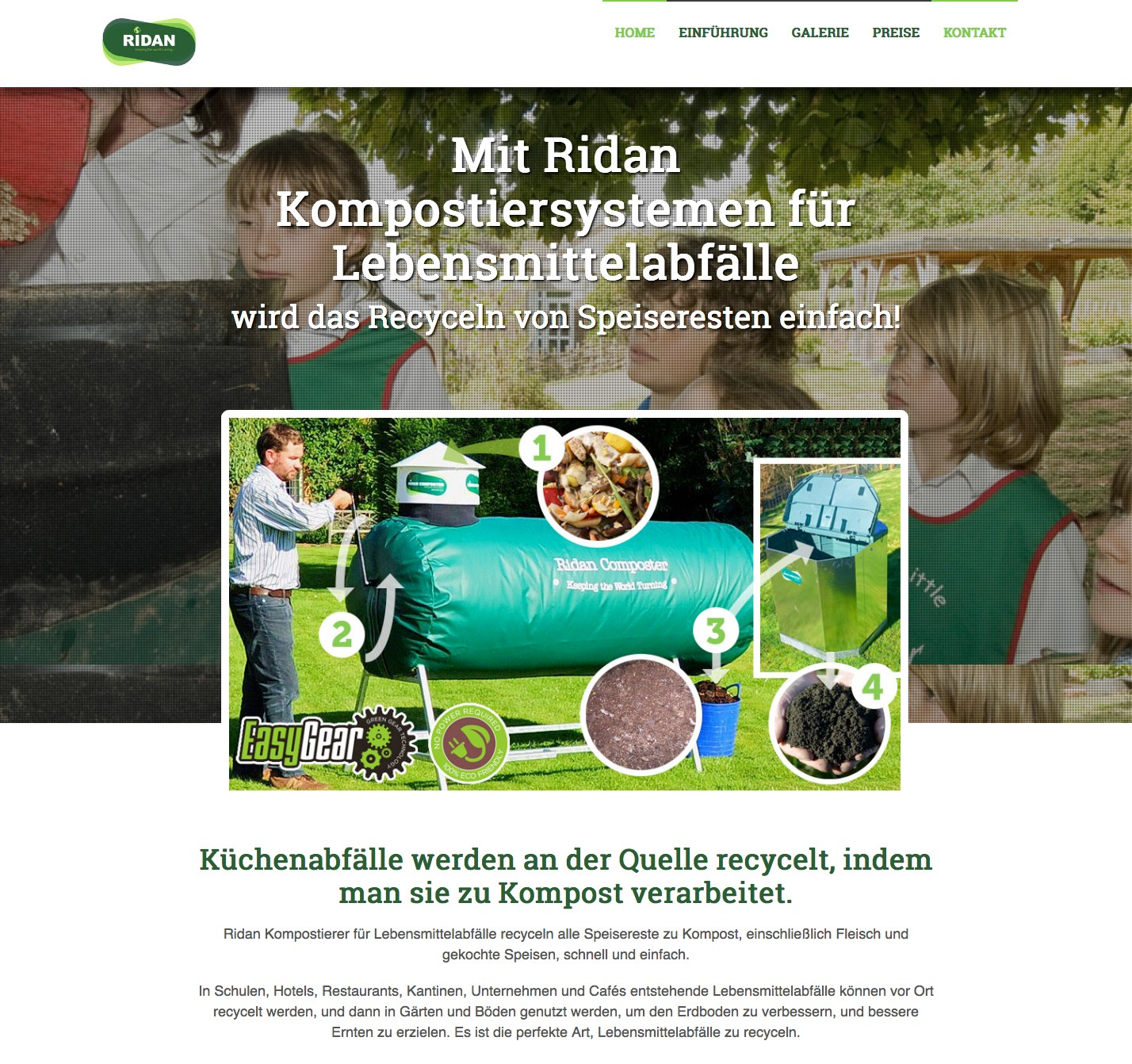 Ridan.de website